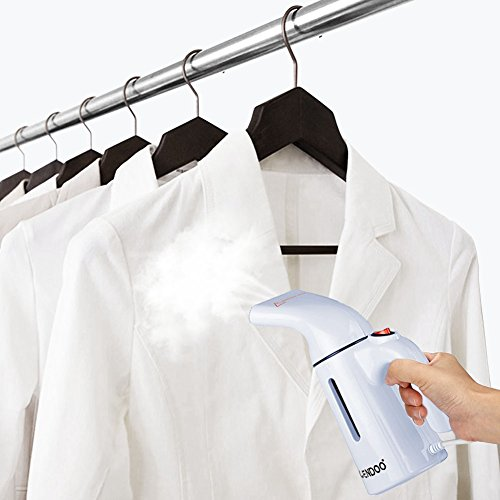 Tooda Dampfglätter bügelt Hemden im Test